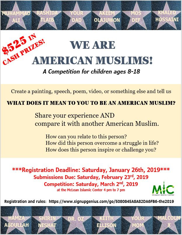 We Are American Muslims